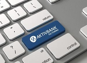 Die AKTIVBANK AG macht Factoring digital.